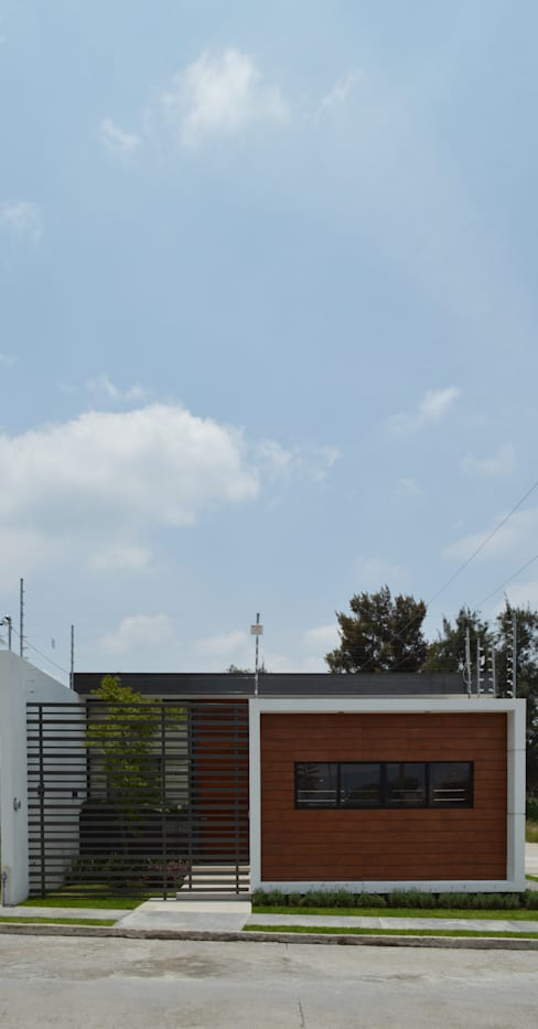 Projekty,  Domy zaprojektowane przez Wowa