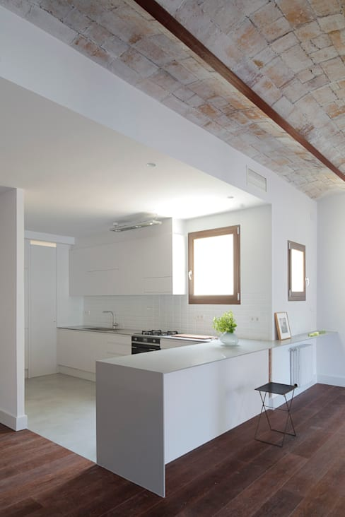 Cocinas de estilo  por Alex Gasca, architects.