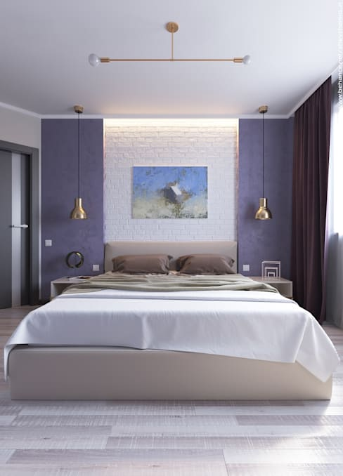 Bedroom by Shevchenko_Nikolay