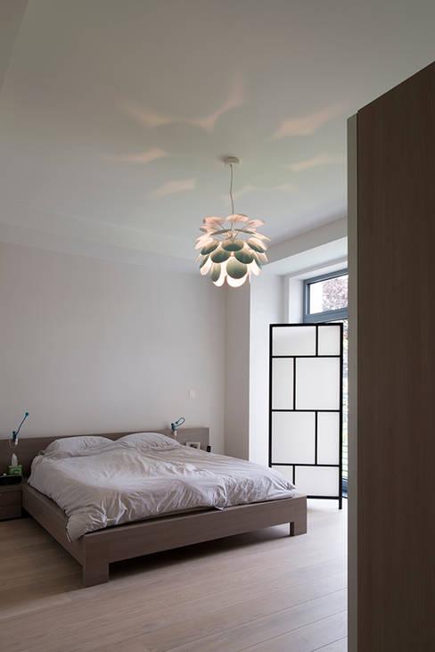 Godefroid: Chambre de style  par Modelmo ScPRL