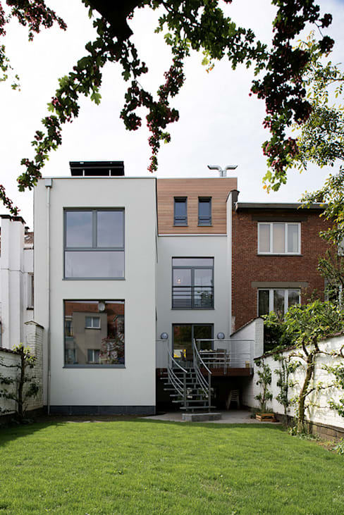 Godefroid: Maisons de style  par Modelmo ScPRL