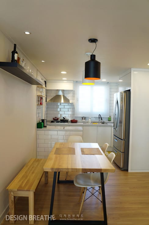 Ruang Makan by 디자인브리드