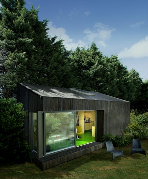 Projekty,  Domy zaprojektowane przez ecospace españa