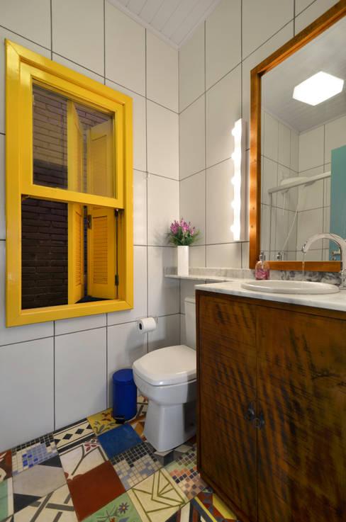 ห้องน้ำ by Arquitetando ideias