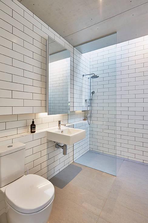 Modscape Holdings Pty Ltdが手掛けた浴室