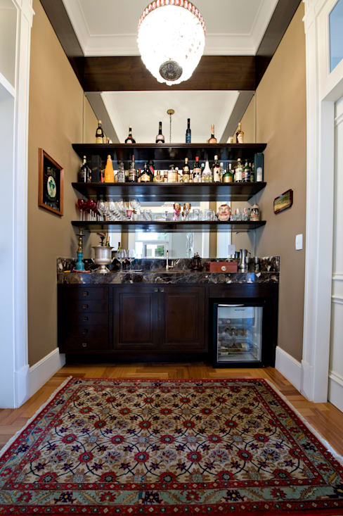 Wine cellar by Two Design