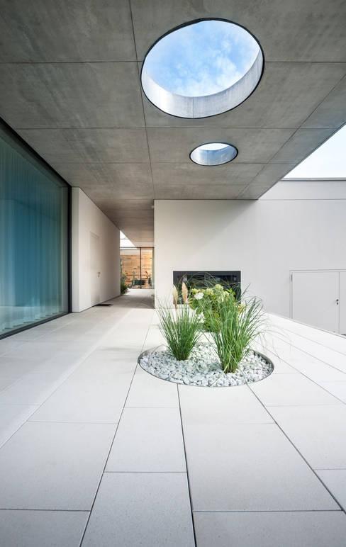 Einfamilienhaus in Brandenburg an der Havel - Außenaufnahme:  Häuser von SEHW Architektur GmbH