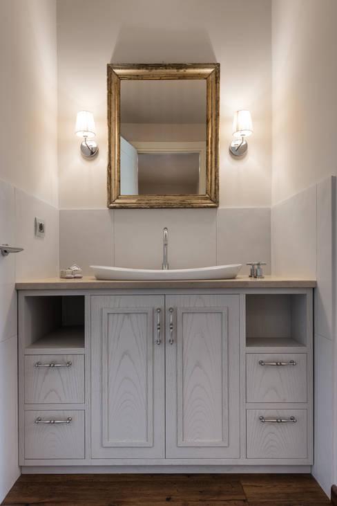 浴室 by Melissa Giacchi Architetto d'Interni