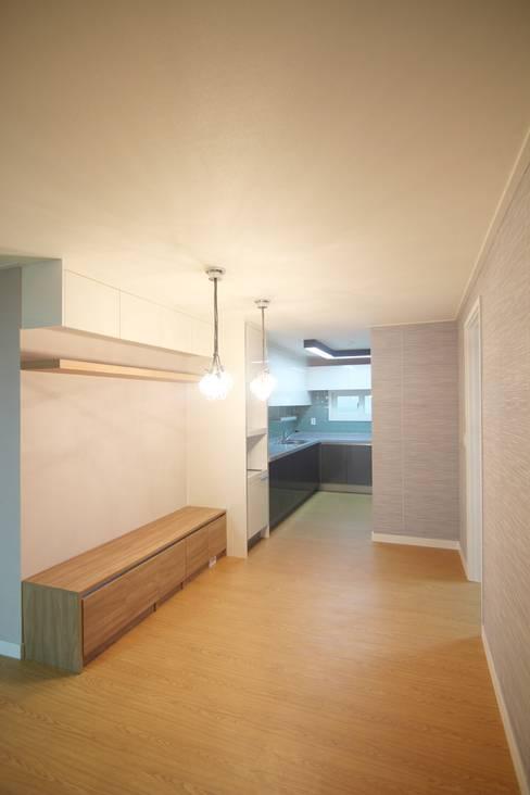 Столовые комнаты в . Автор – Light&Salt Design