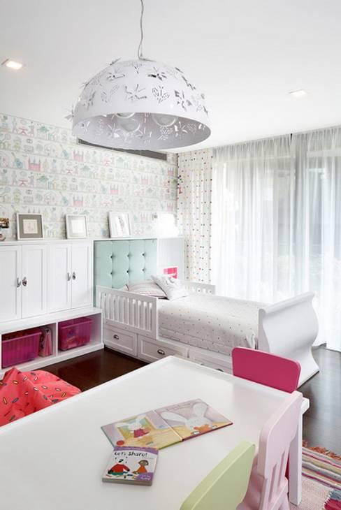 Esra Kazmirci Mimarlik:  tarz Çocuk Odası