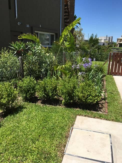 BAIRES GREENが手掛けた庭