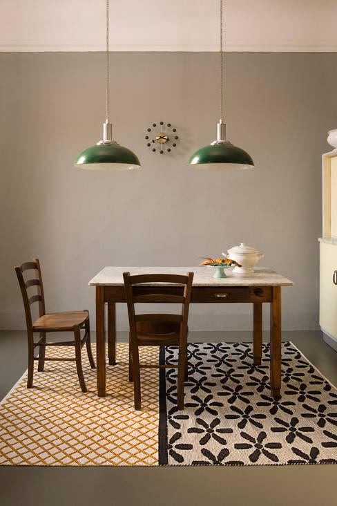 พื้นและกำแพง by Ámbar Muebles