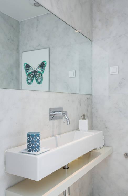 حمام تنفيذ Architect Your Home