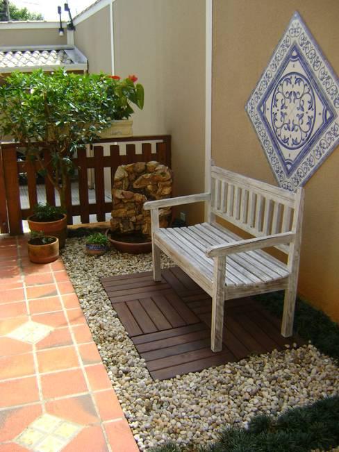 Conservatory by MC3 Arquitetura . Paisagismo . Interiores