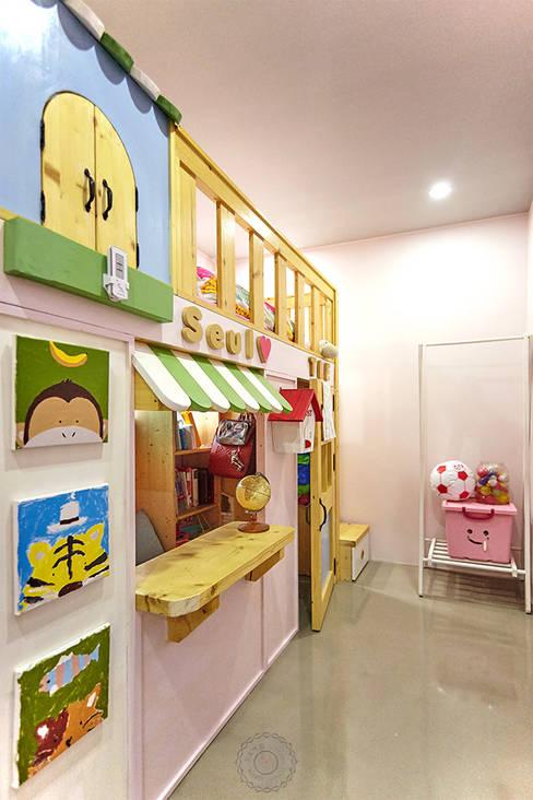 Nursery/kid's room by 제이앤예림design
