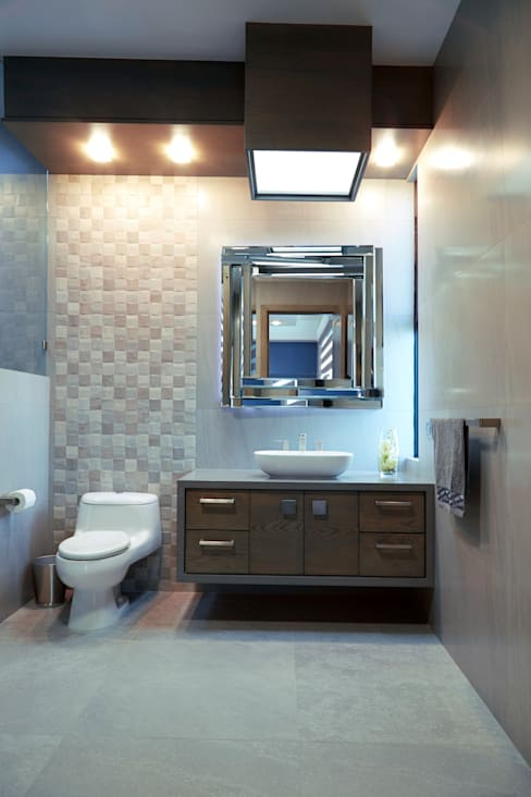 Bathroom by arketipo-taller de arquitectura