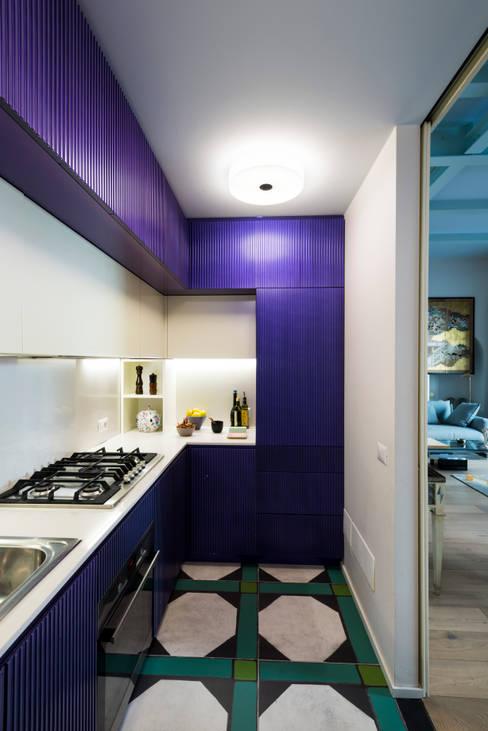 Projekty,  Kuchnia zaprojektowane przez cristianavannini | arc