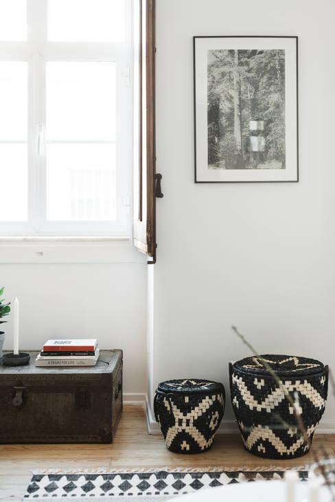 Salas de estilo  por Architect Your Home