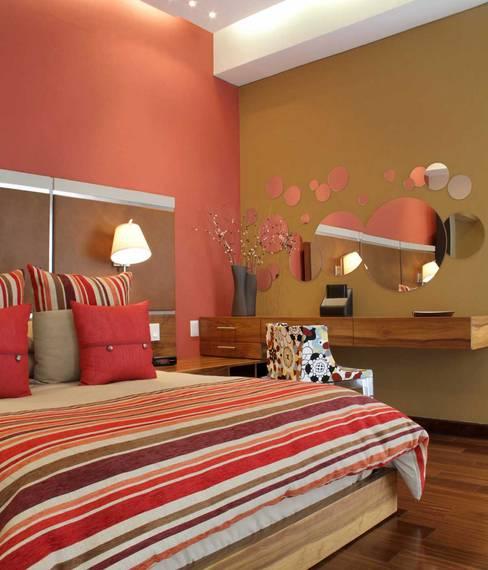 Bedroom by DIN Interiorismo