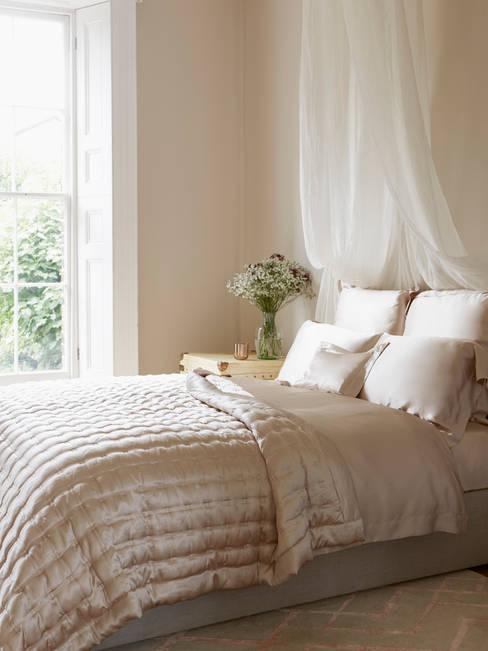 غرفة نوم تنفيذ Gingerlily