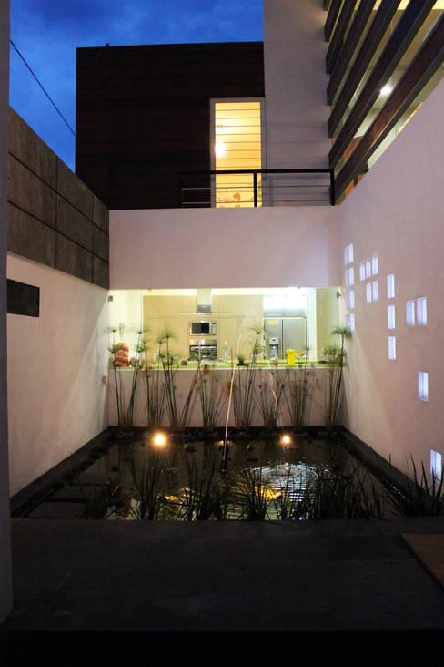 Arquimia Arquitectos의  주택