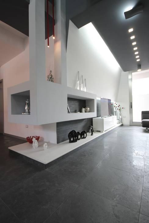 Studio Ferlenda:  tarz Oturma Odası