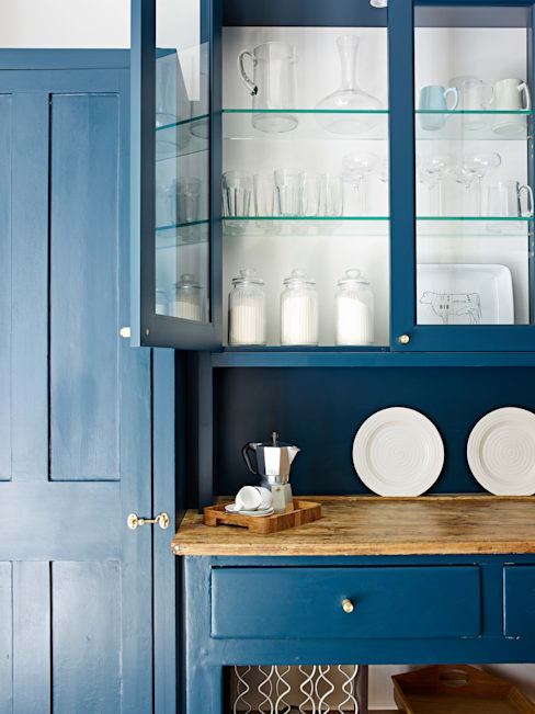 Holloways of Ludlow Bespoke Kitchens & Cabinetryが手掛けたキッチン