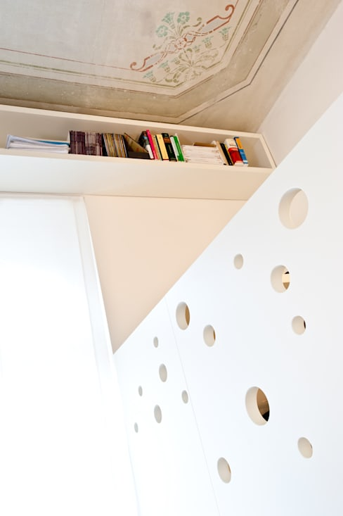 Bedroom by disegnoinopera