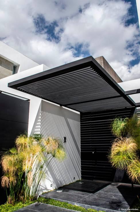 أبواب رئيسية تنفيذ BAG arquitectura