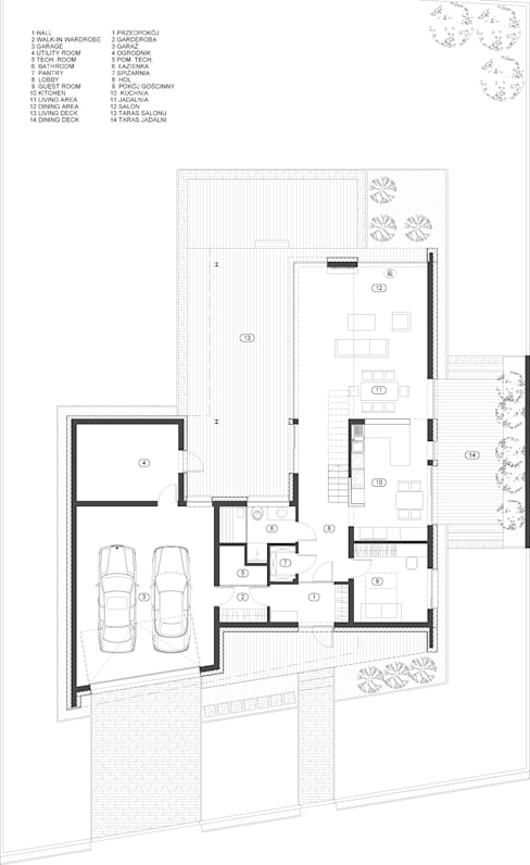 Houses by BECZAK / BECZAK / ARCHITEKCI