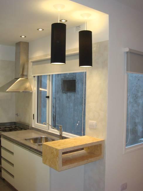 Cocinas de estilo  de Somos Arquitectura