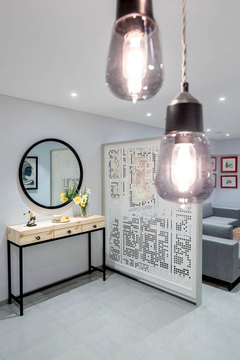 Living room by Nitido Interior design