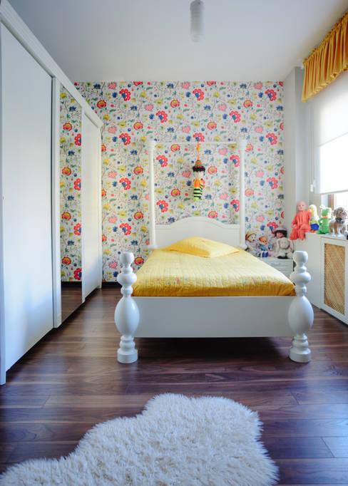 Bilgece Tasarım – Mekan Tasarımı:  tarz Çocuk Odası
