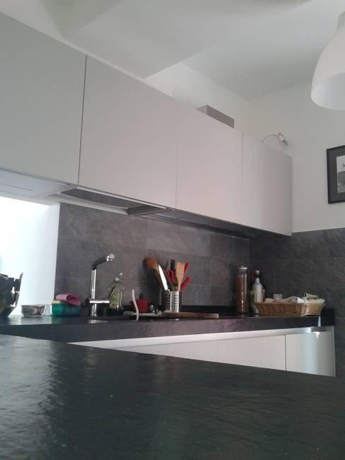 Кухни в . Автор – Marcello Buffa Architetto