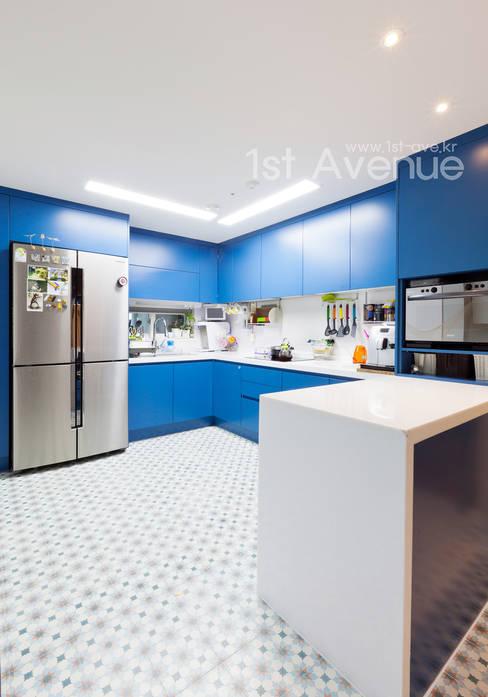 Кухни в . Автор – 퍼스트애비뉴