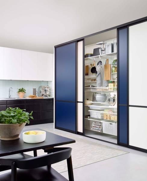 In einer geschmackvollen Küche...:  Küche von Elfa Deutschland GmbH