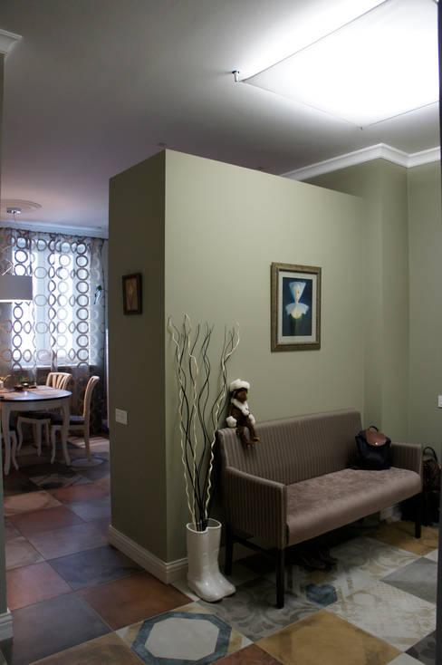 Interior design 1: Коридор и прихожая в . Автор – Aleksandra Smagina Design
