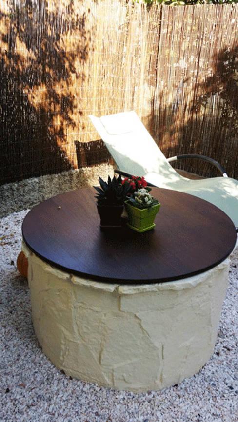 Сады в . Автор – Le Jardin Qui Bouge