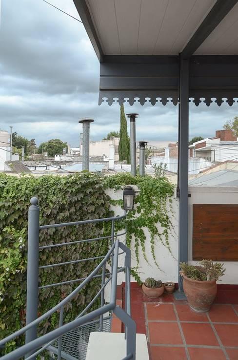 ระเบียง, นอกชาน by ggap.arquitectura