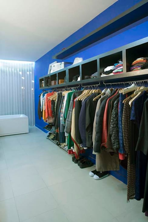Dressing room by Sucursal urbana universo Sostenible
