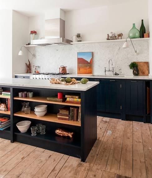 Projekty,  Kuchnia zaprojektowane przez British Standard by Plain English