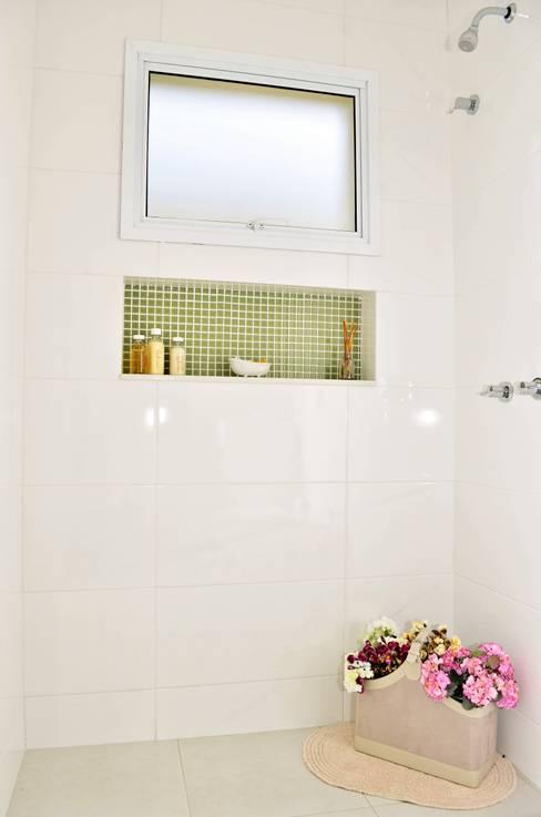 Lozí - Projeto e Obraが手掛けた浴室