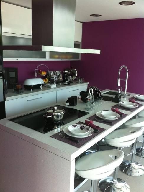 Projekty,  Kuchnia zaprojektowane przez Ansidecor