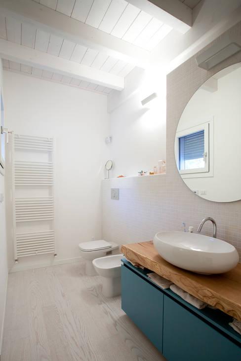 Ванные комнаты в . Автор – CasaAttiva