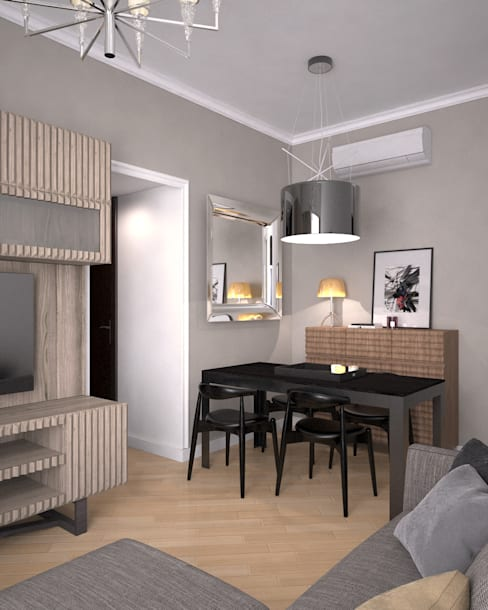 Ruang Makan by Nelson W Design