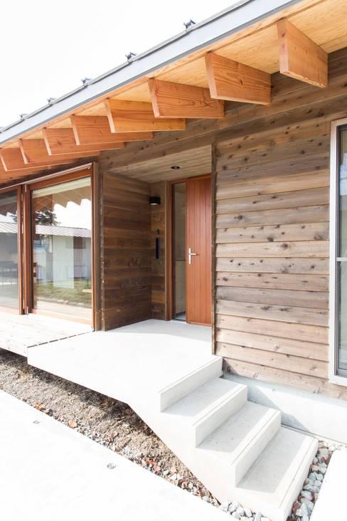 房子 by アーキテクチュアランドスケープ一級建築士事務所