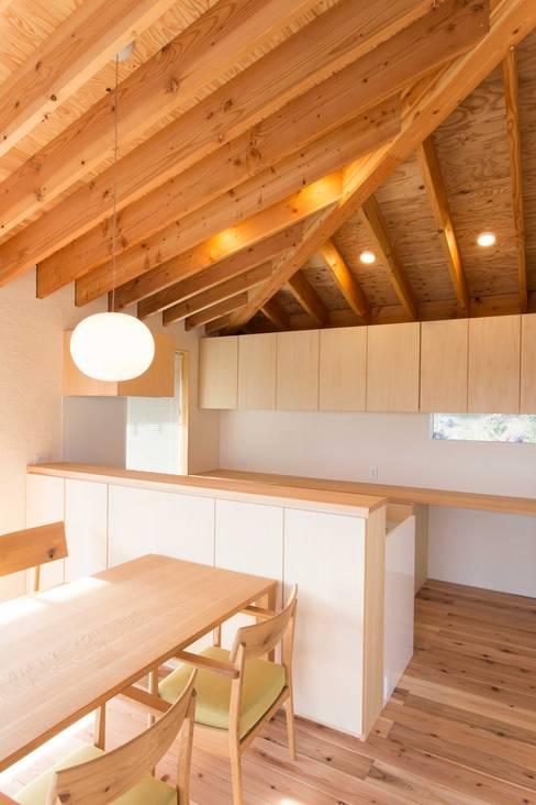 廚房 by アーキテクチュアランドスケープ一級建築士事務所