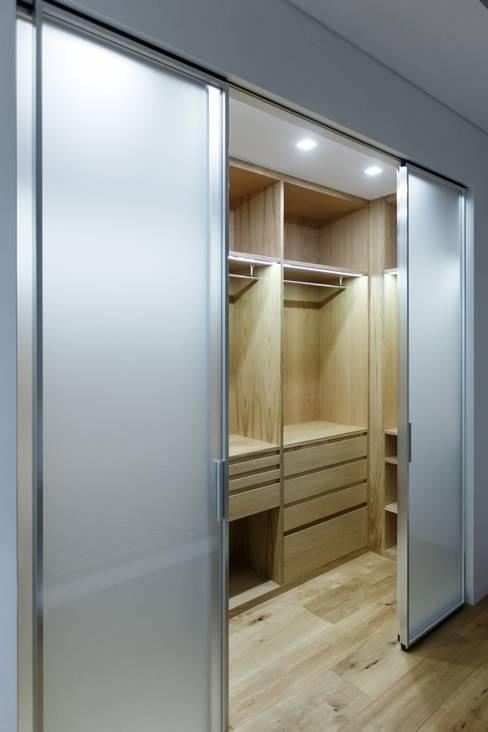 更衣室 by ARCHILAB architettura e design
