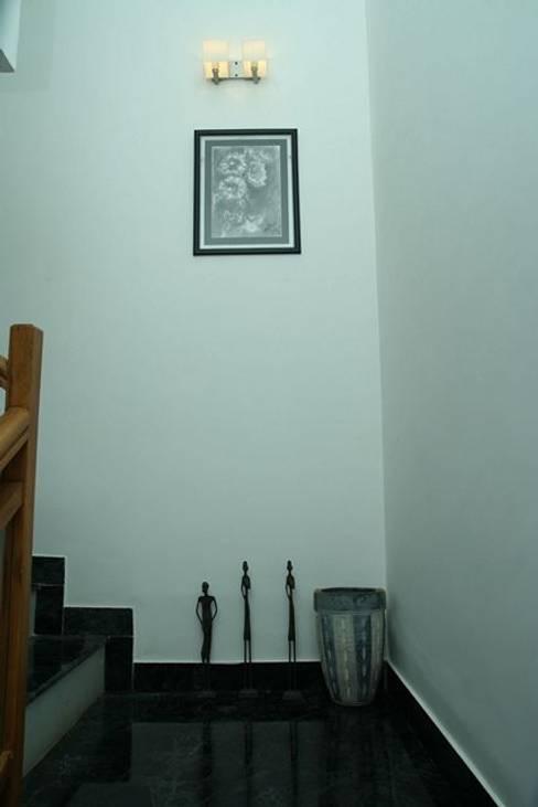 الممر والمدخل تنفيذ Ansari Architects