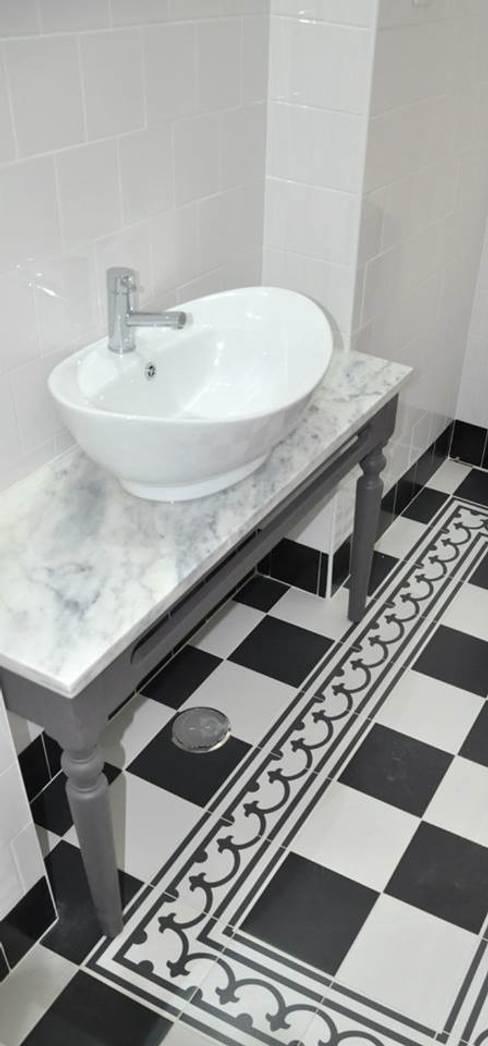 Bathroom by Kerion Ceramics